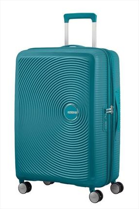 Maleta American Tourister SOUNDBOX spiner expandible 67 cm jade green