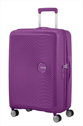 Maleta American Tourister SOUNDBOX spiner expandible 77 cm purple