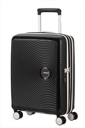 American Tourister SOUNDBOX de cabina Black/White