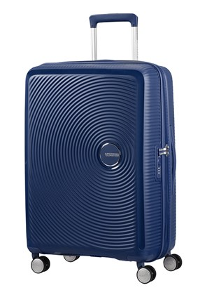 Maleta American Tourister SOUNDBOX spiner expandible 67 cm Midnight Navy
