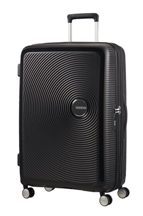 Maleta American Tourister SOUNDBOX spiner expandible 77 cm black
