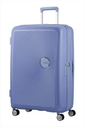 MALETA AMERICAN TOURISTER SOUNDBOX SPINNER EXPANSIBLE 77CM DEMIN BLUE