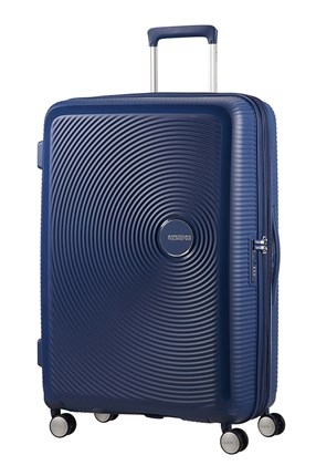 Maleta American Tourister SOUNDBOX spiner expandible 77 cm Midnight Navy