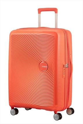 Maleta American Tourister SOUNDBOX spiner expandible 77 cm peach