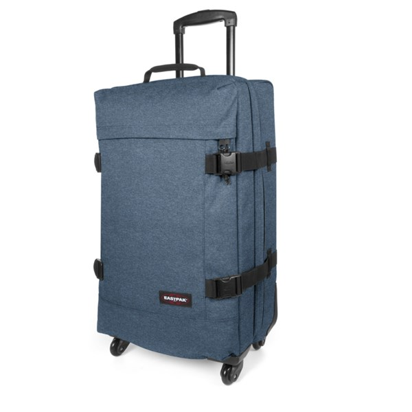 BOLSA  4 ruedas EASTPAK Trans4 M Double Denim