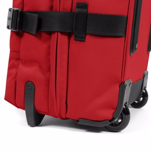 BOLSA RUEDAS EASTPAK Tranverz M Apple Pick Red (3)