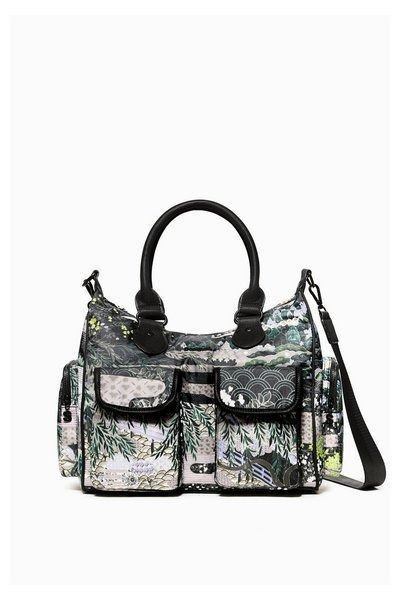 Explorer Desigual Bolso London Explorer London Bolso Bolso Explorer Medium London Desigual Desigual Medium jq3A54RL