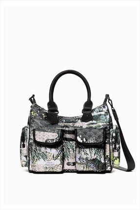 DESIGUAL BOLSO EXPLORER LONDON MEDIUM