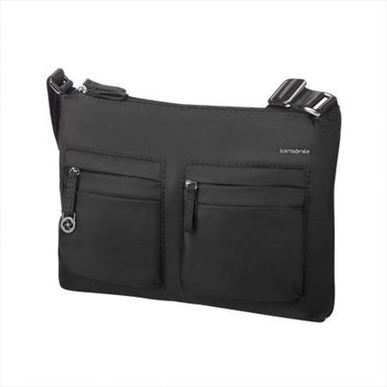 SAMSONITE MOVE 2.0 CROSSOVER M NEGRO