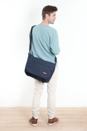 CARTERA EASTPAK Delegate BLACK DENIM (2)
