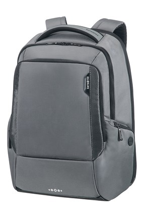 Samsonite CITYSCAPE Tech Laptop Backpack Expandable 43.9cm/17.3inch Steel Grey