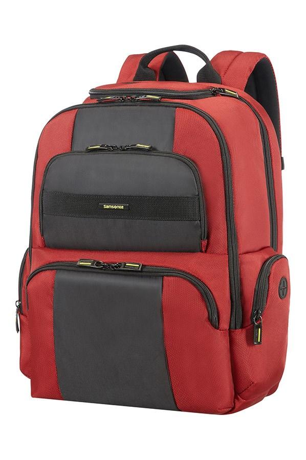 72c9cd20f SAMSONITE INFINIPAK Mochila para portátil 39.6cm/15.6″ Red/Black