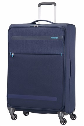 American Tourister HEROLITE LIFESTYLE spiner 74 cm azul