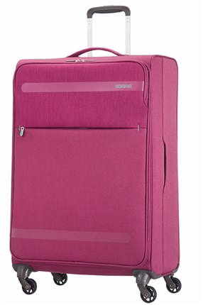 AMERICAN TOURISTER LIFESTYLE SPINNER 74CM POMEGRANATE