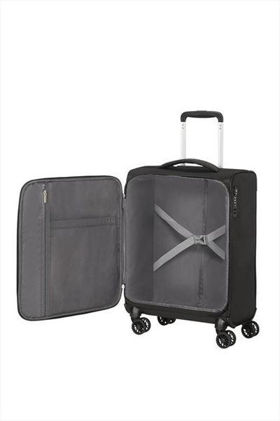 Maleta American Tourister MATCHUP 55 cm  4R city map (1)