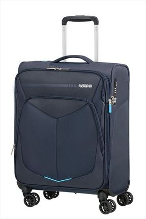 AMERICAN TOURISTER SUMMER FUNK 55 CM NAVY