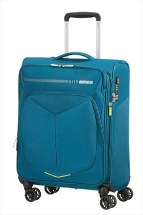 AMERICAN TOURISTER SUMMER FUNK 55 CM TEAL