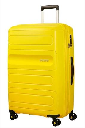 Maleta AMERICAN TOURISTER SUNSIDE 77 CM Yellow