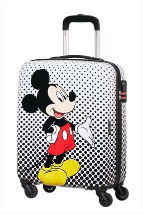 AMERICAN TOURISTER Mickey Mouse Polka Dot