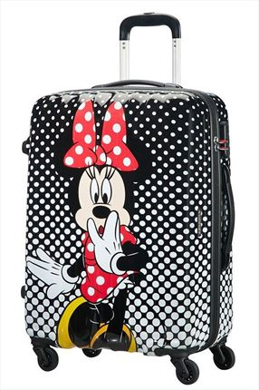 MALETA  Minnie Mouse Polka Dot de 64 cm