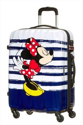 AMERICAN TOURISTER  MINNIE KISS de 55cm