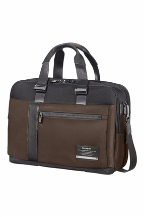 SAMSONITE OPENROAD maletin expansible 39.6cm/15.6″ Chestnut Brown