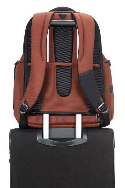 MOCHILA SAMSONITE XBR 3V 15,6 red/black (4)