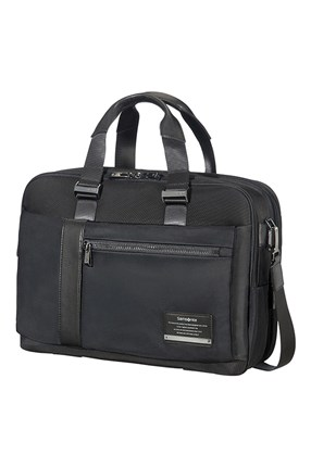 SAMSONITE OPENROAD maletin expansible 39.6cm/15.6″ Jet Black