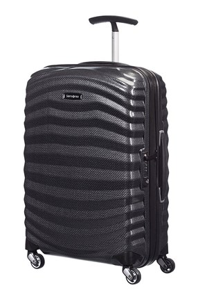 SAMSONITE LITE-SHOCK Spinner 55cm Negro