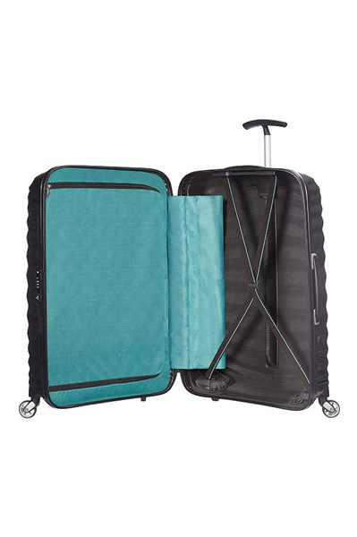 SAMSONITE LITE-SHOCK Spinner 69cm Negro (1)