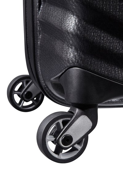SAMSONITE LITE-SHOCK Spinner 69cm Negro (4)