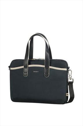 "SAMSONITE MALETIN NEFTI 13.3"" black/sand"