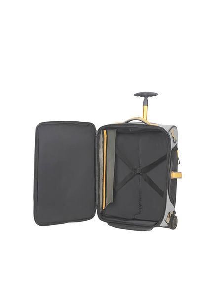 SAMSONITE PARADIVER LIGHT Bolsa de viaje con ruedas 55cm Grey/Yellow (1)