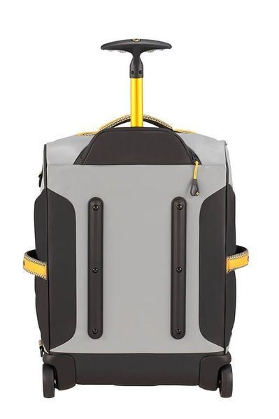 SAMSONITE PARADIVER LIGHT Bolsa de viaje con ruedas 55cm Grey/Yellow (2)