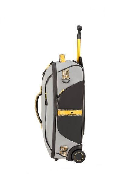 SAMSONITE PARADIVER LIGHT Bolsa de viaje con ruedas 55cm Grey/Yellow (4)