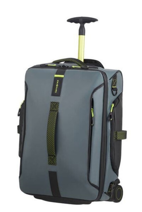 SAMSONITE PARADIVER LIGHT Bolsa de viaje con ruedas 55cm Trooper Grey