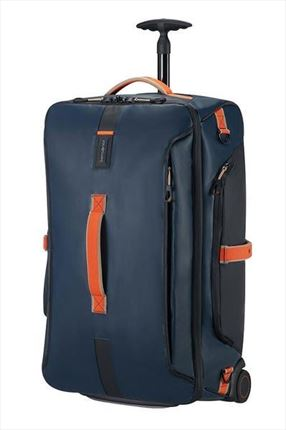 PARADIVER LIGHT BOLSA DE VIAJE CON RUEDAS 67CM BLUE NIGHTS