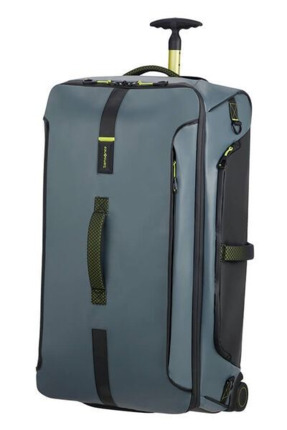 Samsonite PARADIVER LIGHT Bolsa de viaje con ruedas 79 cm Trooper Grey