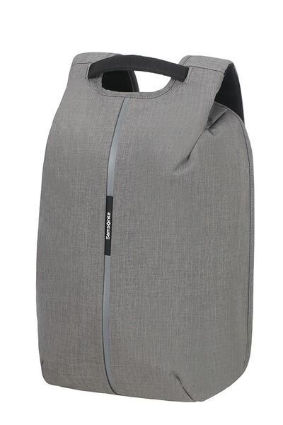 "Samsonite  SECURIPAK M  mochila antirrobo para portatil de 15.6"" gris"