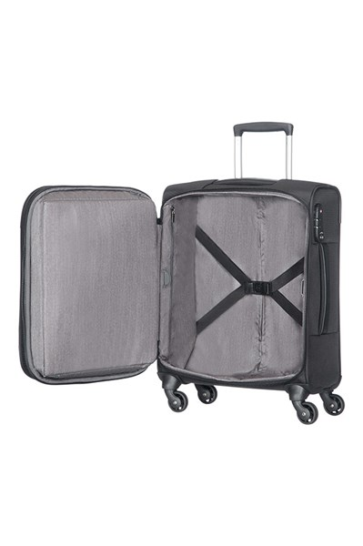 SAMSONITE XBR Mobile Office Spinner 55cm/20inch Negro (1)
