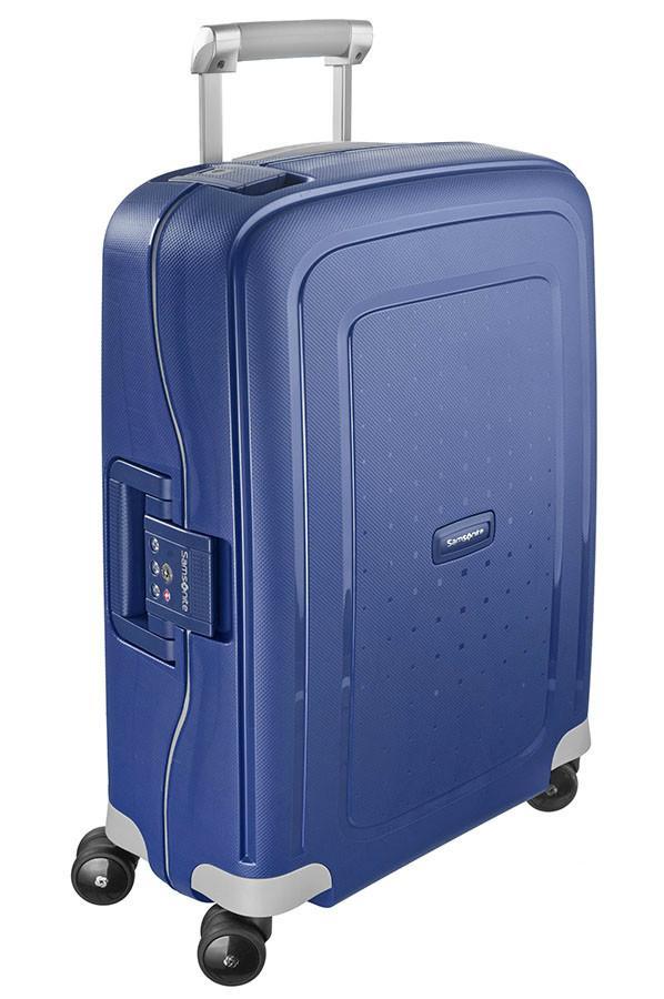 c8bc9d1d95b4 MALETA CABINA SAMSONITE S´CURE 55/20 azul