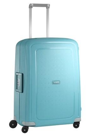 SAMSONITE S´CURE 69/25 aqua