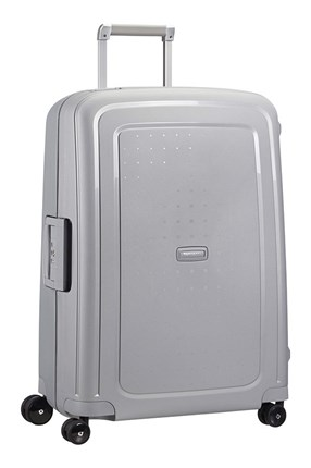 samsonite S'CURE Spinner 69cm Plata