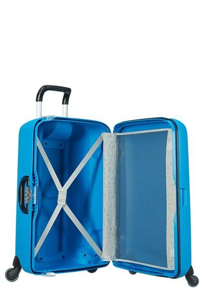 Maleta Samsonite Termo YoungSpinner 70cm Electric blue (1)